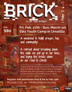 Brick Retreat